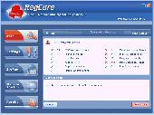 1st RegCure Screenshot