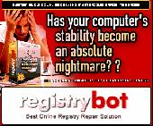 Registry Bot Repair Screenshot