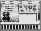 American Hangman - Presidents and States Screenshot