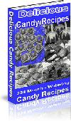 334 Delicious Candy Recipes Screenshot