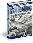 Collection of Fish and Shell-Fish Recipes Screenshot