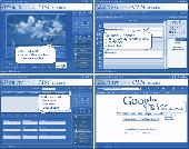All-In-One Desktop Calendar Software Screenshot