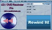 CD / DVD Rewinder Pro Screenshot