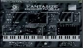 Screenshot of Fantasize Soundfont Player VSTi