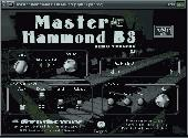 Master Hammond B3 VSTi Screenshot