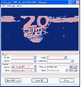 Super DVD To avi/vcd/svcd ripper Screenshot