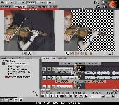t@b ZS4 Video Editor for linux Screenshot