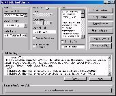 Screenshot of Text To Wave ActiveX Server DLL