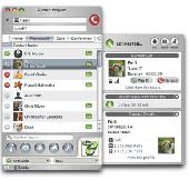 Screenshot of Gizmo Project