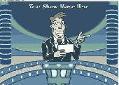 Game Show Presenter Screenshot