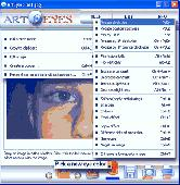 Screenshot of ArtEyes