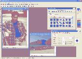 Photo Pos Lite image editor Screenshot