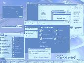 Screenshot of windowblinds 5.0 2006
