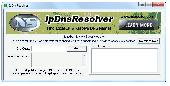 IpDnsResolver Screenshot