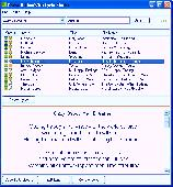 Kazaa & LimeWire Lyric Finder Screenshot