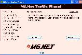 M6.Net Traffic Wizard Screenshot