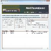 NetTaskExec Screenshot