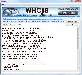 Whois Screenshot
