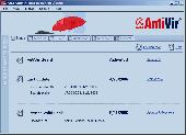 Avira AntiVir PersonalEdition - FREE Screenshot