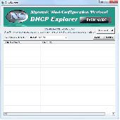 DhcpExplorer Screenshot