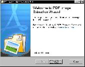 PDF Image Extraction Wizard Screenshot