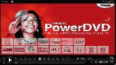 Screenshot of PowerDVD