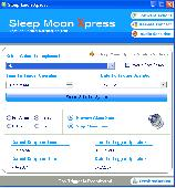 Sleep Moon Xpress Screenshot
