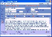 Screenshot of Star Fax Cover Sheet Creator