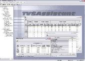 TVSAssistant - Panasonic VPS administration software for TVS50 Voice Processing System. Screenshot