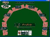 3D Omaha Holdem Poker Screenshot