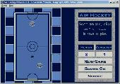 Air Hockey Deluxe Screenshot