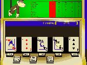 Casino Monkeys  - Video Poker Screenshot