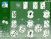 Dice Solitaire Screenshot