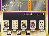 Duces Wild  - Video Poker Screenshot