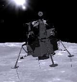 Eagle Lander 3D Screenshot