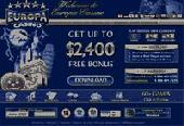 Europa Casino 2007 Extra Edition Screenshot