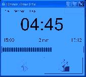 DinnerTimer Lite Screenshot