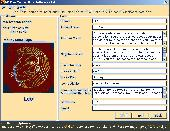 MB Free Zodiac Signs Software Screenshot