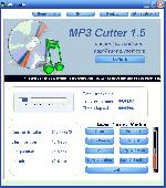 Screenshot of AIV MP3 Cutter