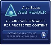 ASPS Secure Web Browser Screenshot