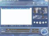 Screenshot of ATOYOU Video to DivX Converter