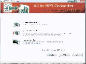 A-PDF All to MP3 Converter Screenshot
