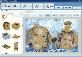 A-PDF Photo Collage Builder Screenshot