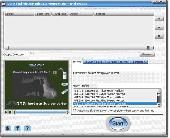 A-one iPod PSP 3GP Video Converter Screenshot