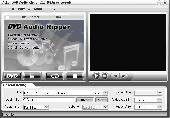 Screenshot of Acker DVD Audio Ripper