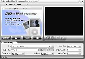 Acker DVD to iPod Converter Screenshot