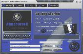 Screenshot of Aimediasoft DVD to Walkman  Converter