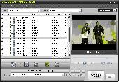 Ainsoft DVD to MP4 Converter Screenshot