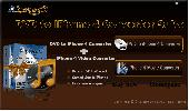 Aiprosoft DVD to iPhone 4 Converter Suit Screenshot