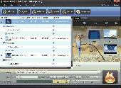 Aiseesoft AVI to DVD Converter Screenshot